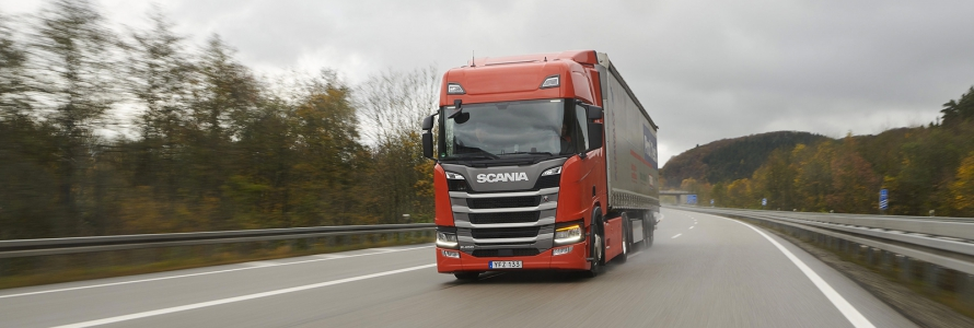 Scania vince il truck test 2018